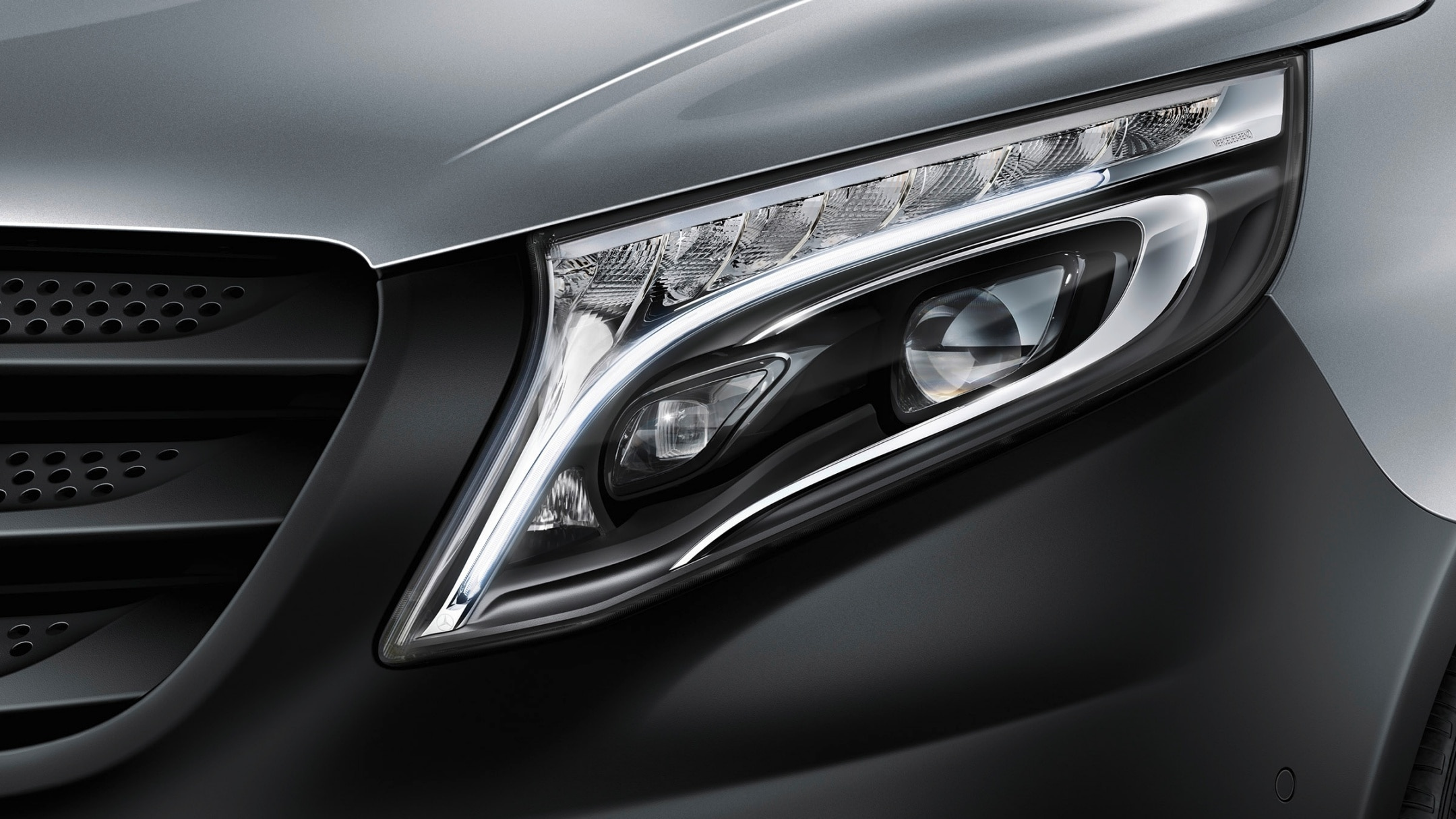 Vito Tourer,LED Intelligent Light System